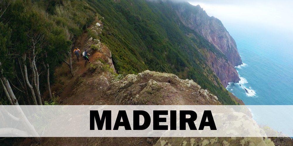 Viaje Madeira Enduro MTB